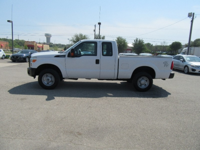 2011 Ford Super Duty F-250