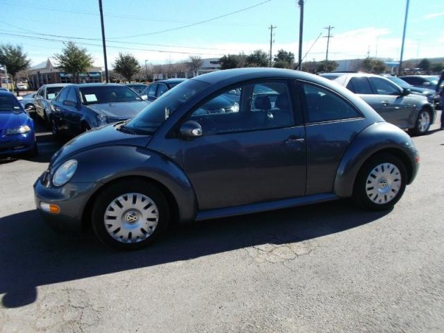 2005 Volkswagen New Beetle Coupe Gl Inventory Callahan Motor