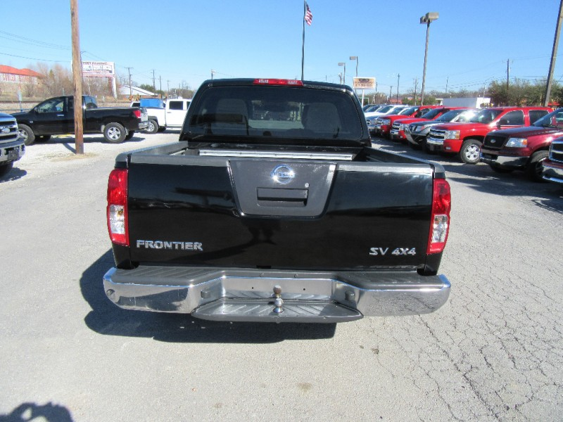 2012 Nissan Frontier Sv Inventory Callahan Motor