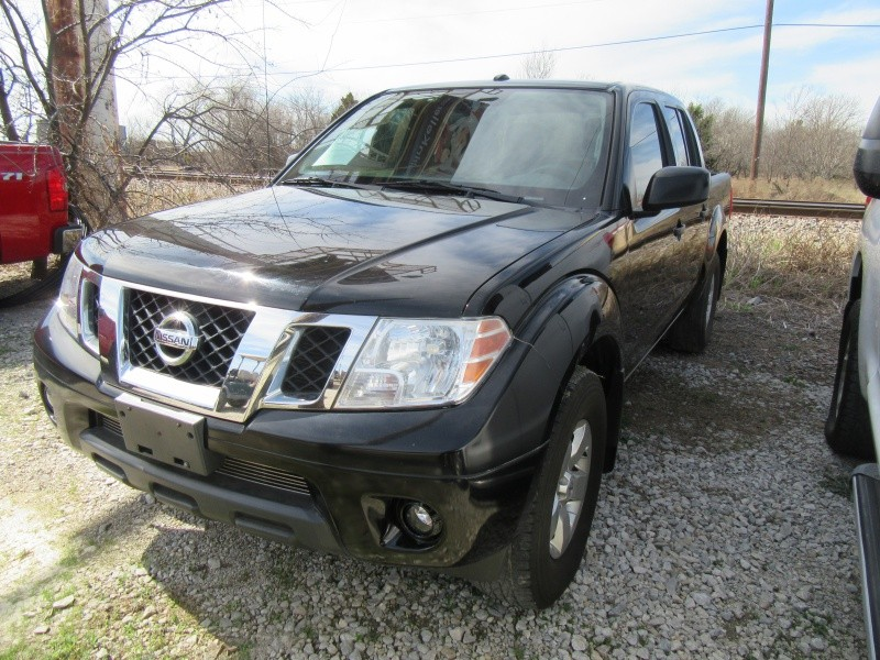 2012 Nissan Frontier Sv Inventory Callahan Motor