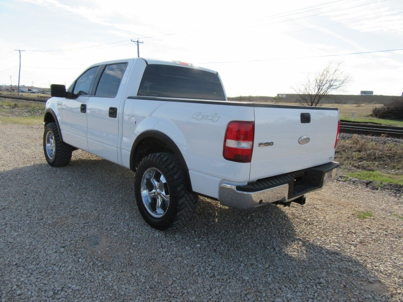 2007 Ford F 150 Lariat Supercrew Inventory Callahan