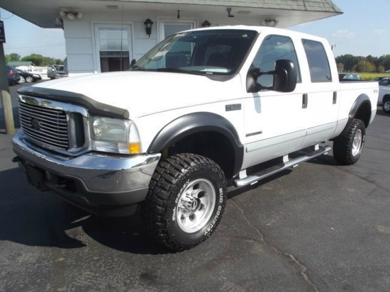 2002 Ford Super Duty F-350 SRW