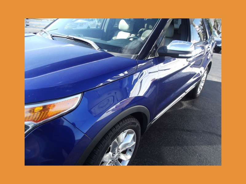 Ford Explorer 2014 price $17,995
