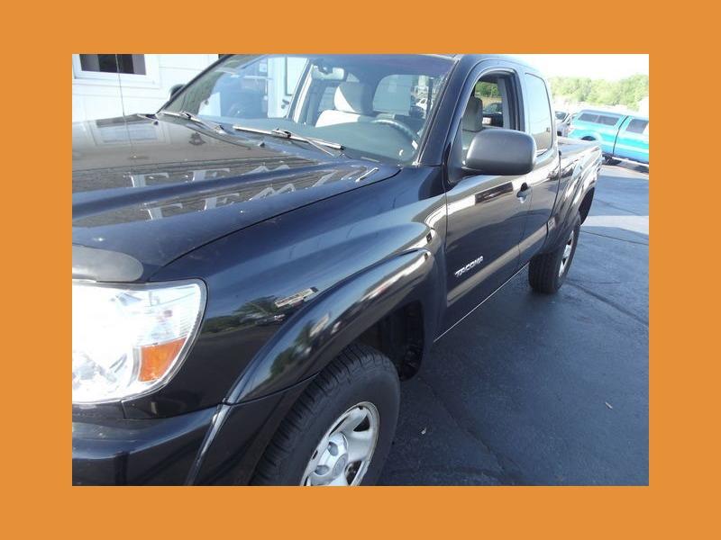 Toyota Tacoma 2007 price $14,500