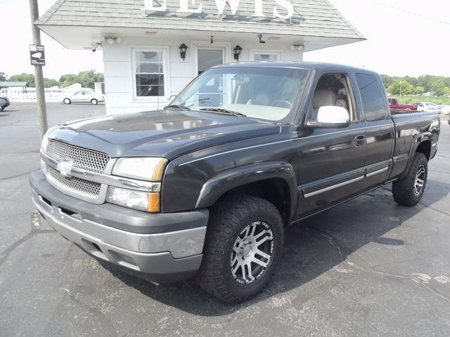 Chevrolet Silverado 1500 2004 price $11,995