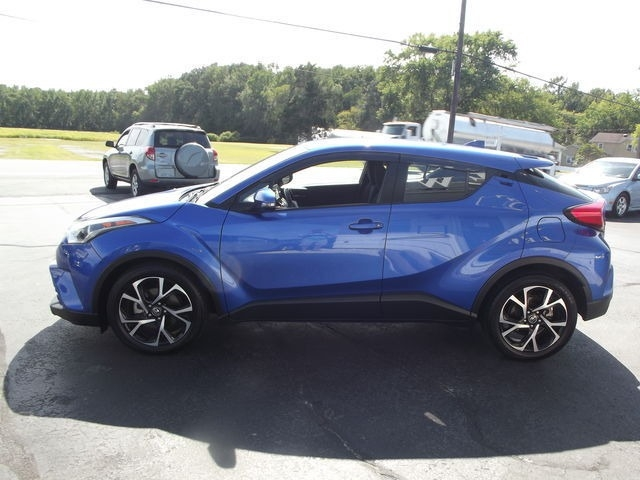 Toyota C-HR 2018 price
