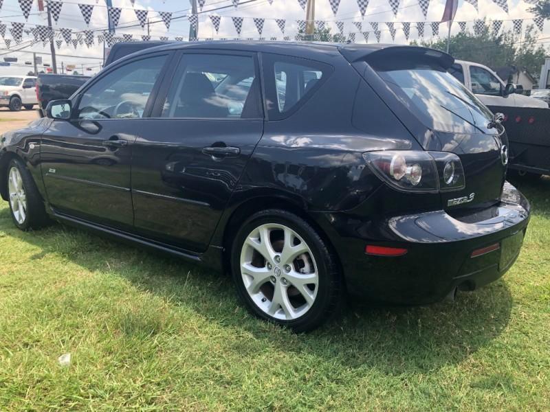 2008 Mazda Mazda3 5dr Hb Auto S Touring Ltd Avail