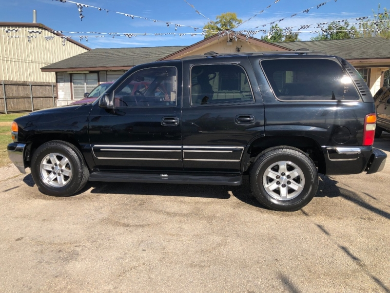 GMC Yukon 2002 price $800 Down