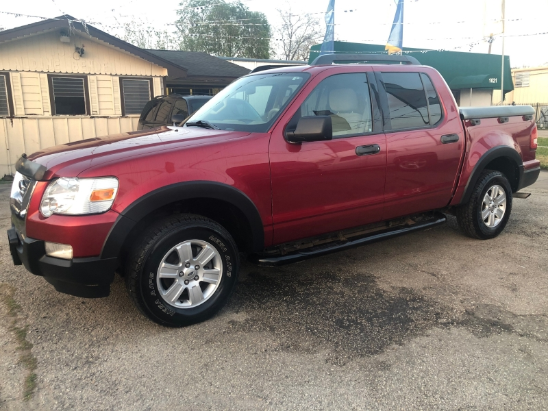 Ford Explorer Sport Trac 2008 price $800 Down