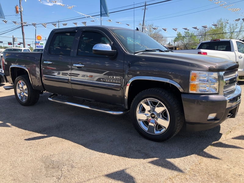 Chevrolet Silverado 1500 2011 price $1,000 Down
