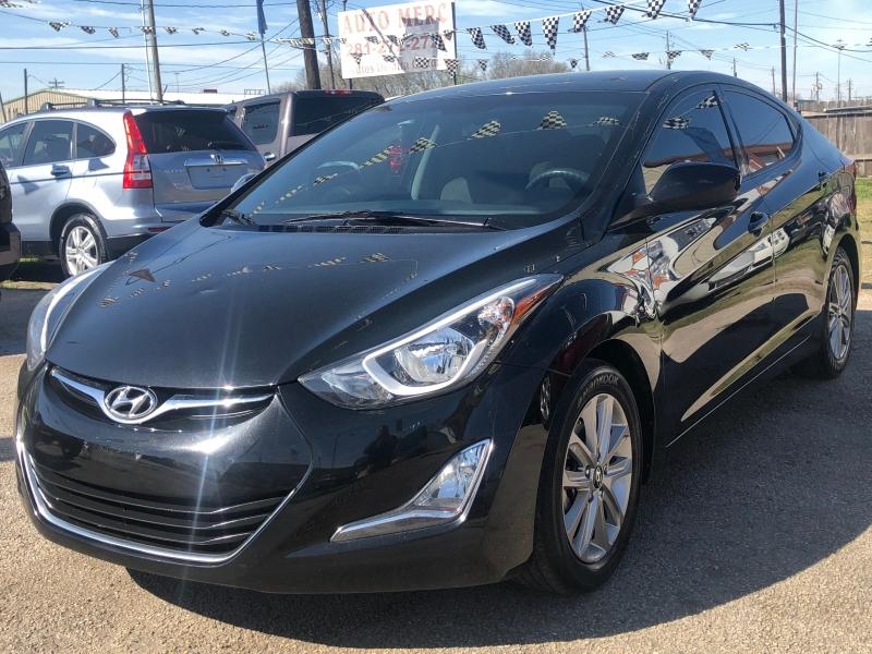 Hyundai Elantra 2016 price $800 Down