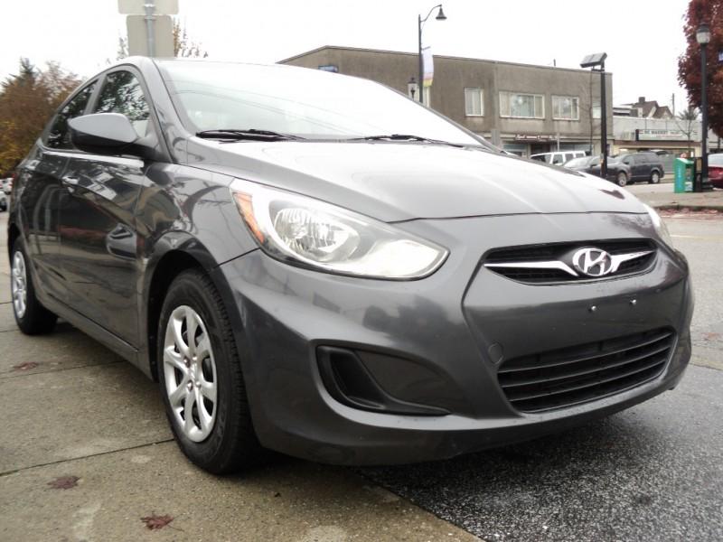 Hyundai Accent 2013 price $7,450