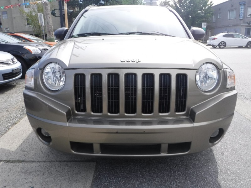 Jeep Compass 2007 price $6,450