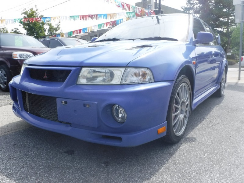 Mitsubishi Lancer Evolution 1999 price $11,800
