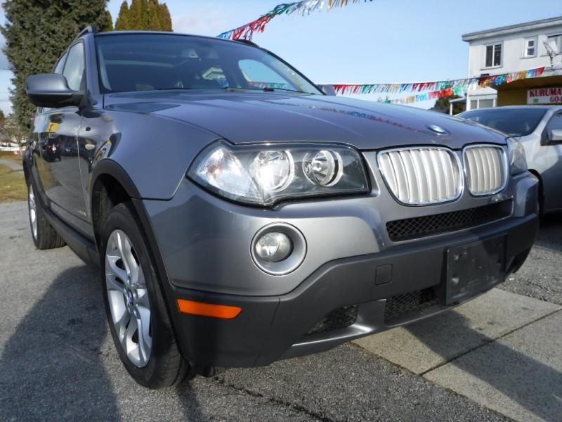 BMW X3 2010 price