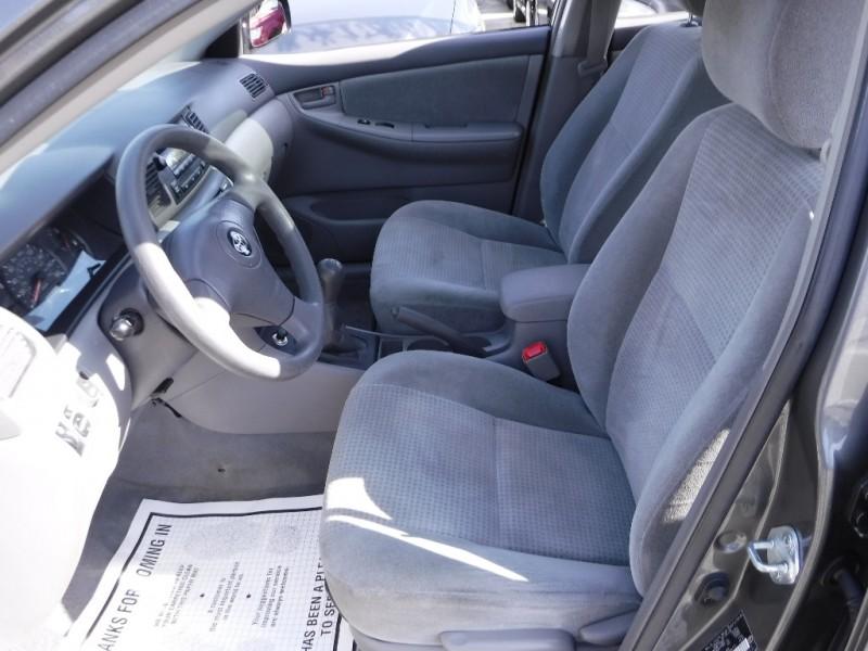 Toyota Corolla 2006 price $5,800