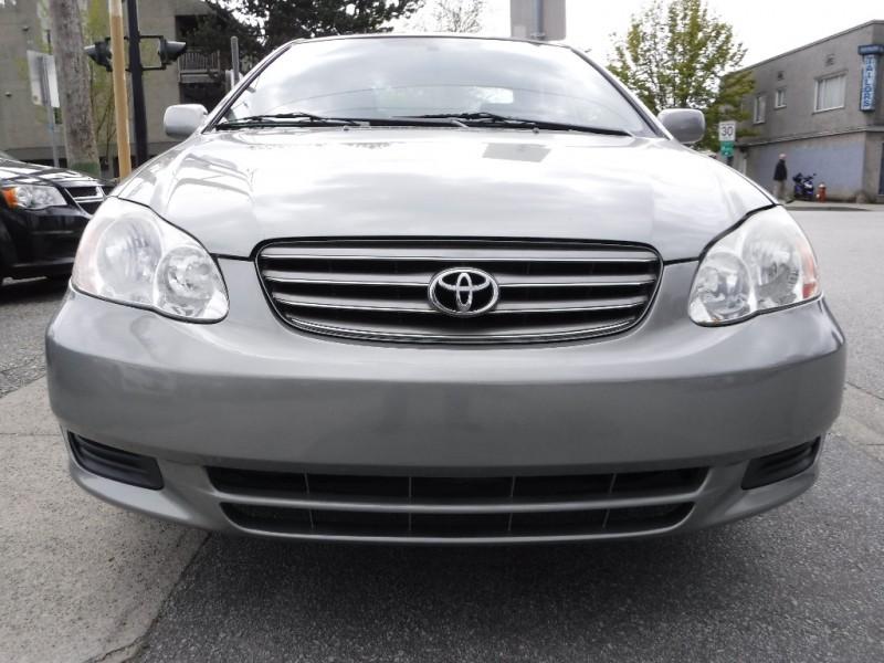 Toyota Corolla 2003 price $5,800