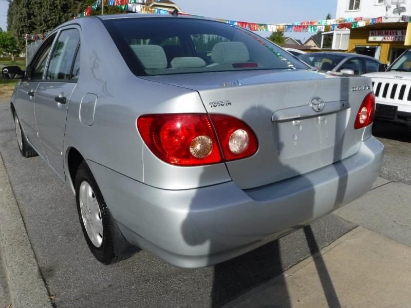 Toyota Corolla 2005 price $5,800