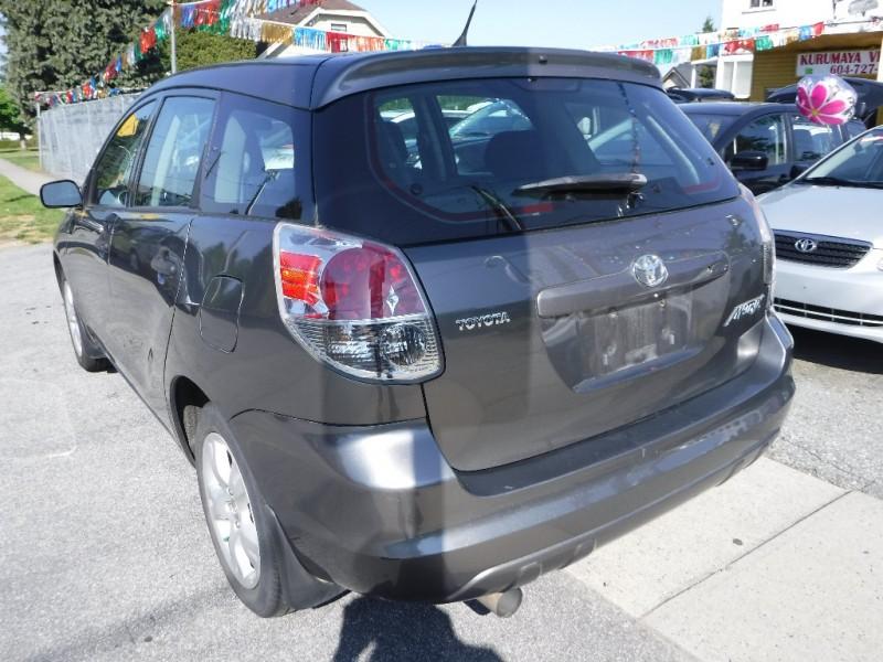 Toyota Matrix 2005 price $4,450