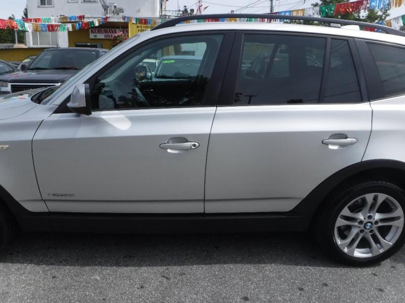 BMW X3 2010 price $9,950