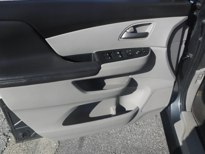 Honda Odyssey 2011 price