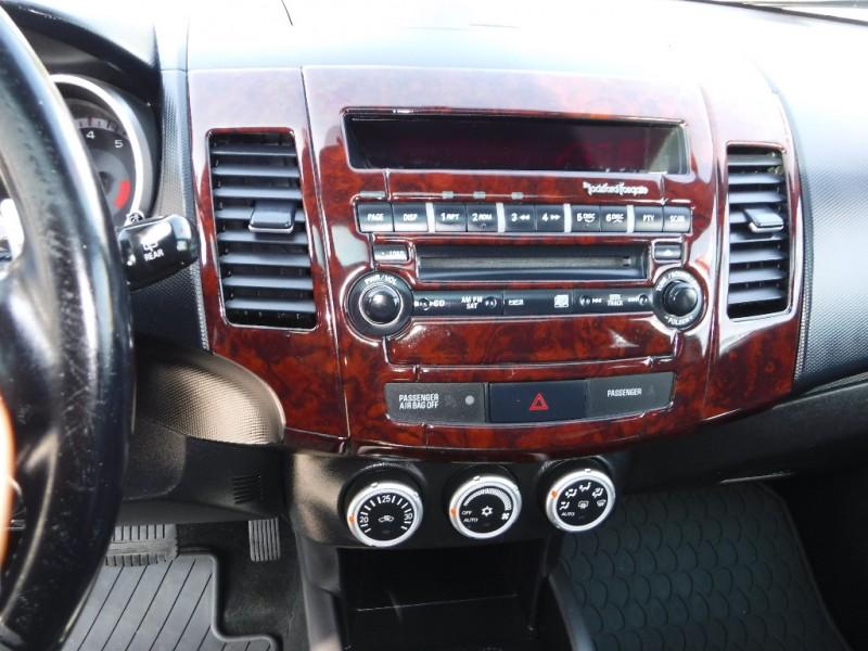 Mitsubishi Outlander 2007 price $6,950