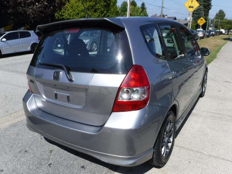 Honda Fit 2007 price $5,950