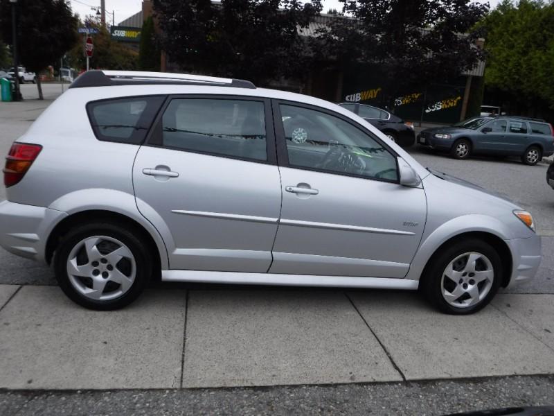 Pontiac Vibe 2007 price