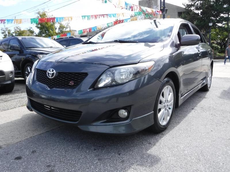 Toyota Corolla 2009 price $5,950