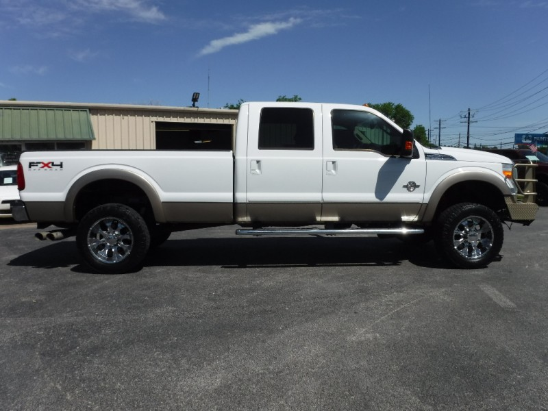 Ford Super Duty F-350 SRW 2011 price $26,000