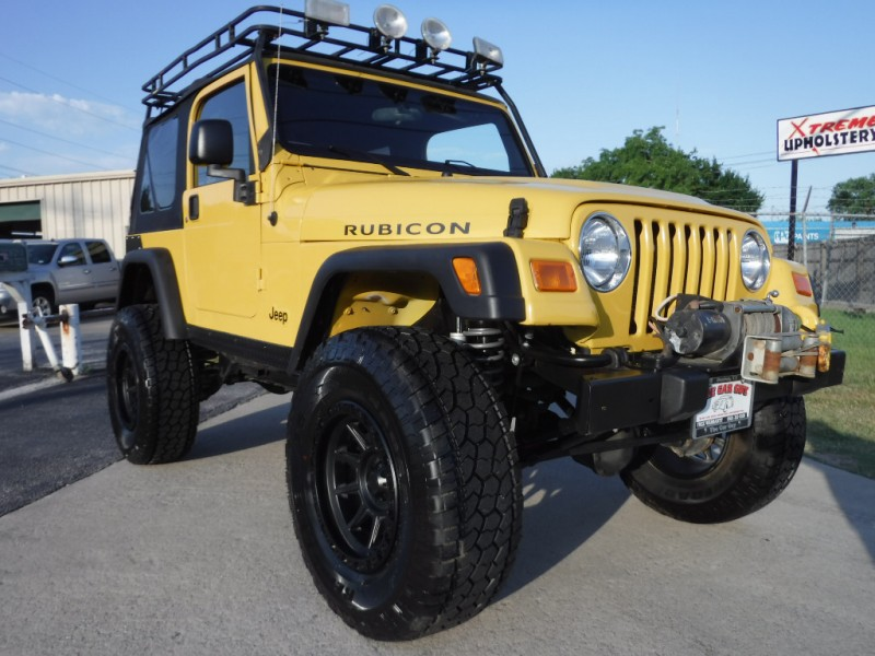 Jeep Wrangler 2004 price $15,000