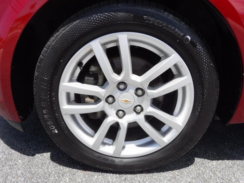 Chevrolet Sonic 2012 price $5,995