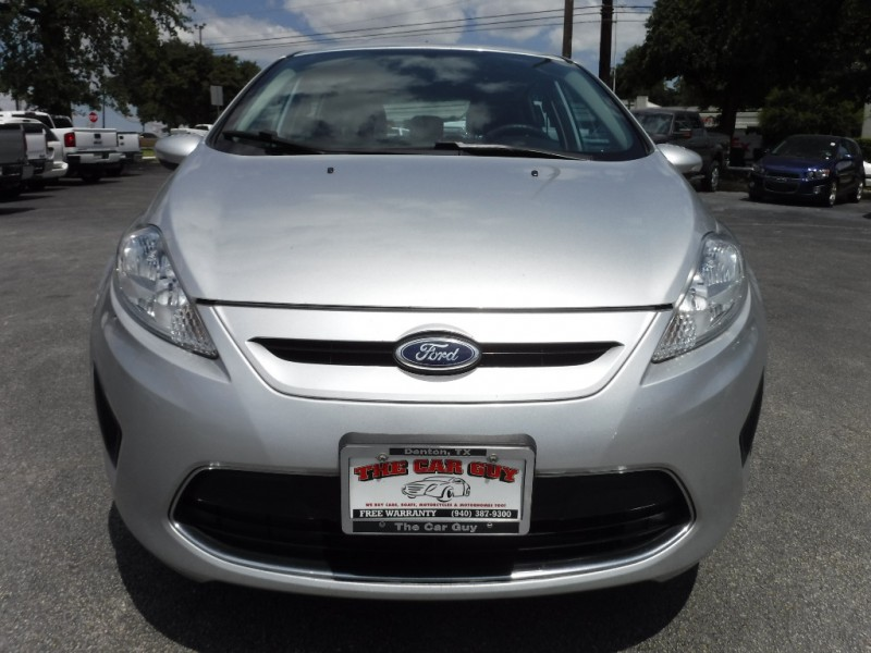 Ford Fiesta 2013 price $5,995