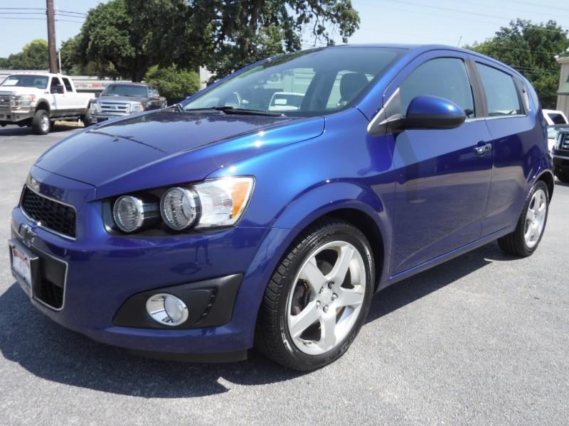 Chevrolet Sonic 2014 price $9,995