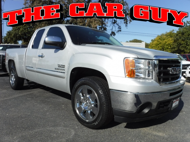 GMC Sierra 1500 2011 price $15,000