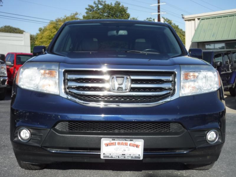 Honda Pilot 2013 price $12,995
