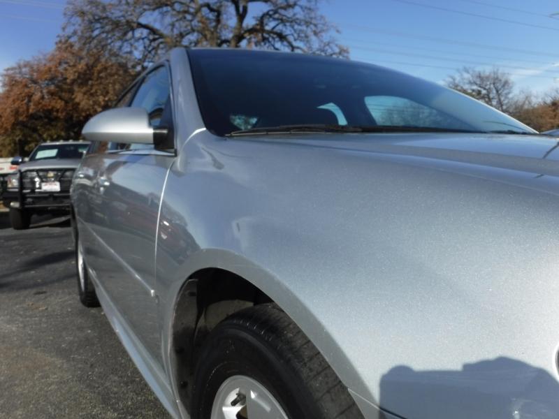 Chevrolet Impala 2009 price $5,895