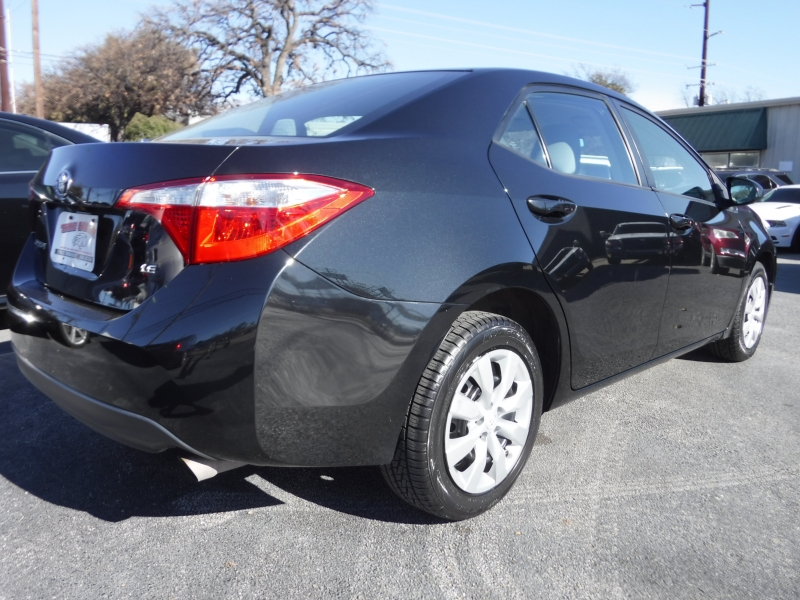 Toyota Corolla 2014 price $12,995