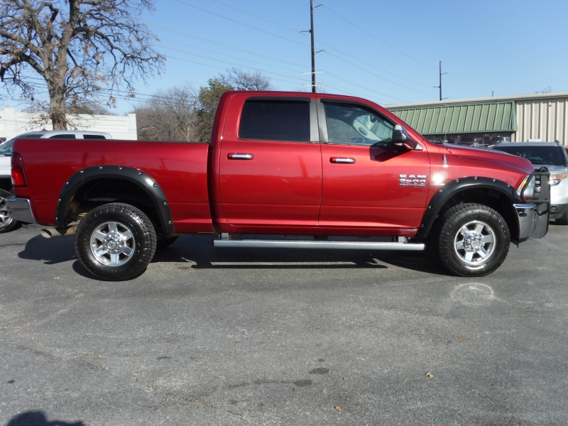 RAM 2500 2013 price $27,000