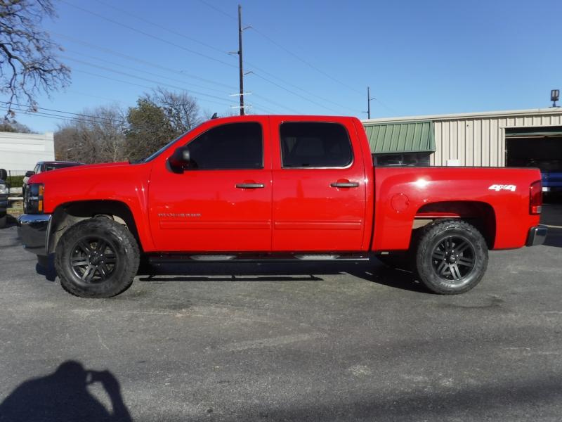 Chevrolet Silverado 1500 2012 price $19,000