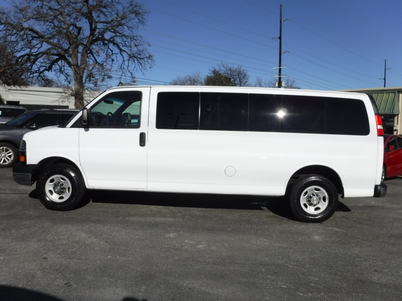 Chevrolet Express Passenger 2012 price $9,495