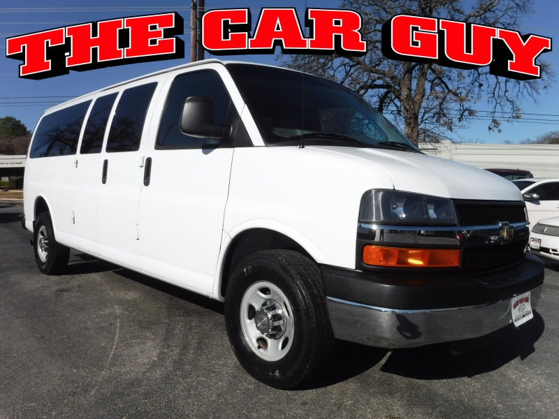 Chevrolet Express Passenger 2012 price $10,995