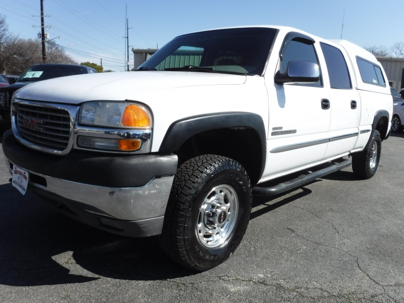 GMC Sierra 2500HD 2001 price $7,995