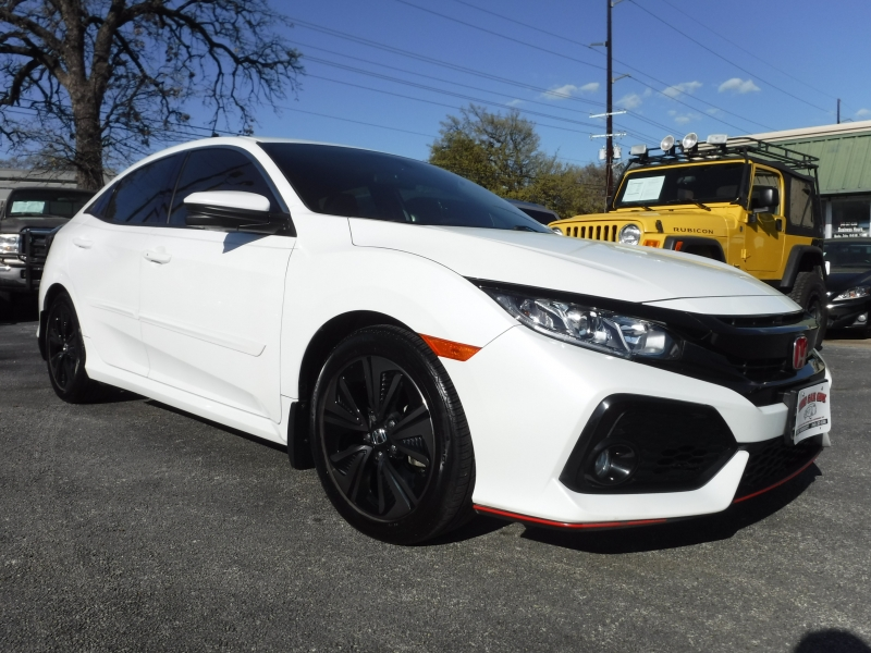 Honda Civic 2018 price $16,000