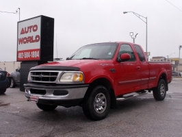 FORD F250 1998