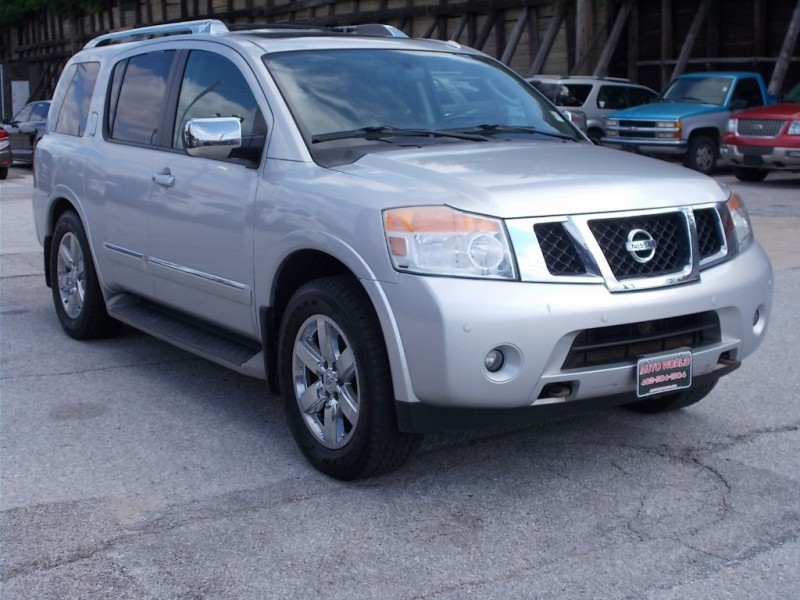 2010 Nissan Armada 4wd 4dr Platinum Inventory Auto