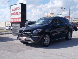 MERCEDES-BENZ ML 2014