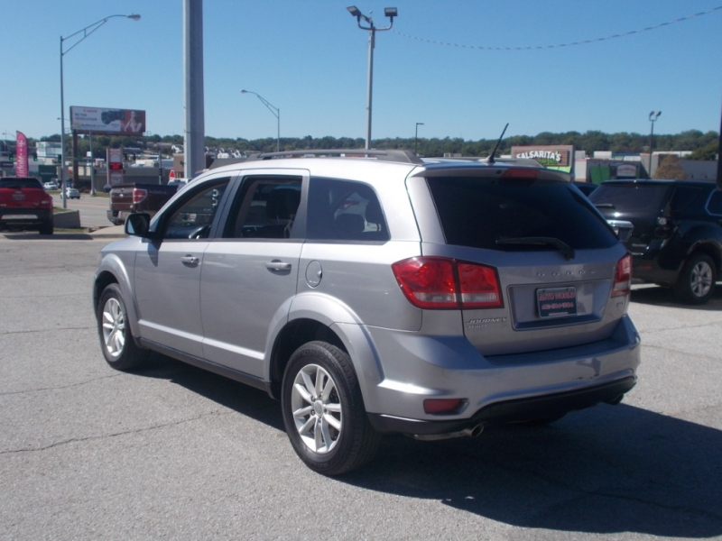 DODGE JOURNEY 2016 price $14,499