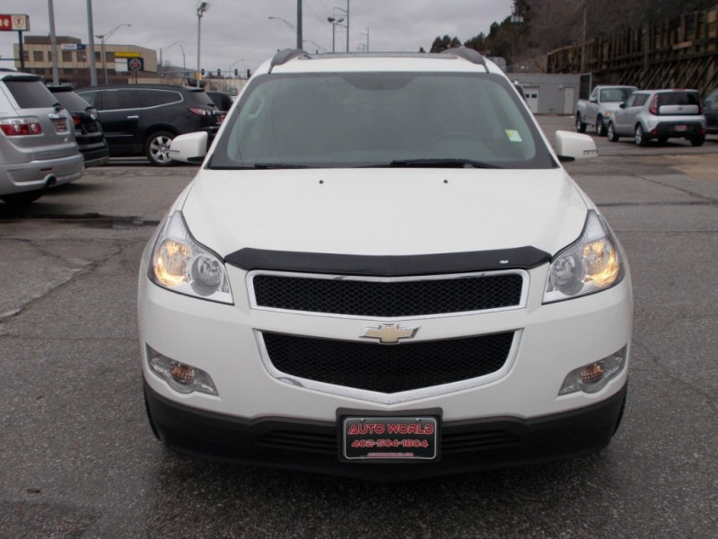 CHEVROLET TRAVERSE 2012 price $11,999
