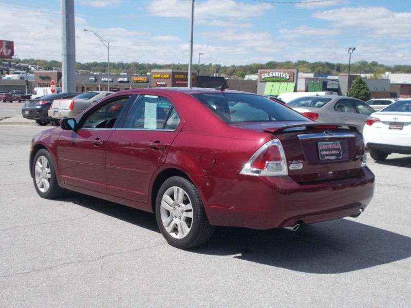 FORD FUSION 2007 price $7,499